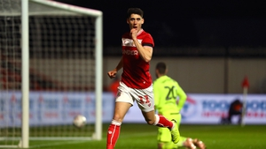 Callum O'Dowda celebrates his goal