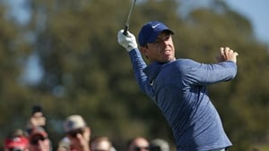 Rory McIlroy shot a stunning 65
