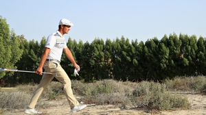 Bryson DeChambeau is top of the leaderboard heading for the final day.