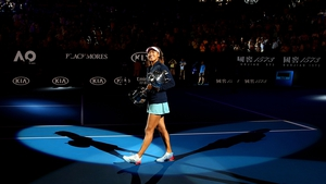 Naomi Osaka claimed back to back Grand Slam wins in Australia
