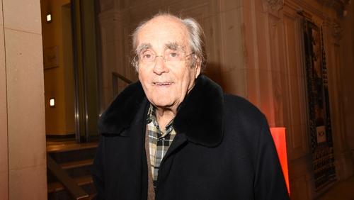 The late Michel Legrand (1932-2019) pictured in Paris in 2017