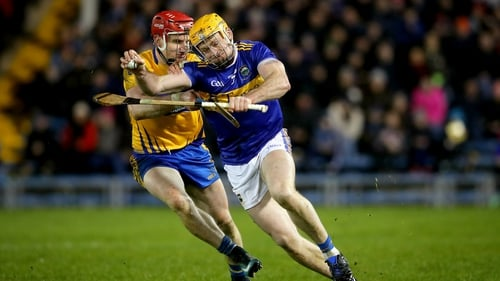 Paraic Maher was influential in Tipperary's eight point win over Clare in Thurles