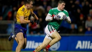 Brian Reape comes back into the Mayo team