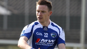 Paul Cahillane got the vital second goal for Laois