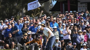 Justin Rose is in command at the Farmers Insurance Open