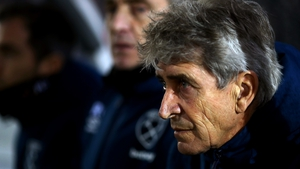 "Manuel Pellegrini: ""Was I angry at half-time? Yes of course. I was ashamed of them."""