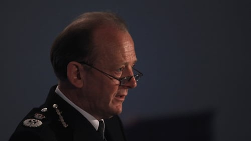 Hugh Orde is the former chief constable of the PSNI
