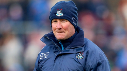 """Jim Gavin: """"There's a lot of shadow boxing going on the next couple of weeks until the league finishes."""""""