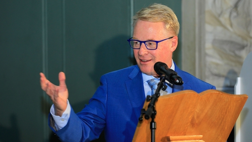 "Keith Pelley: ""There are some events that are continuing and some that aren't, ours is one of the events that is continuing"""
