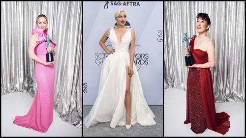SAG Awards 2019: Red Carpet Fashion
