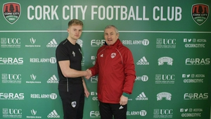 Gary Boylan has completed a move to Cork City