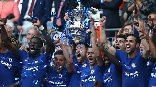 e3d0608b26da Chelsea beat Manchester United 1-0 in the final last year