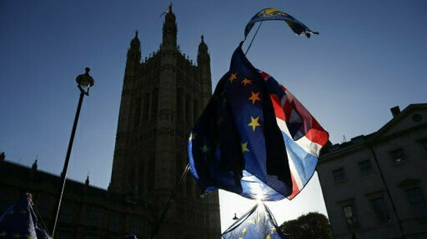 May 'determined' United Kingdom  will leave European Union  on time in March