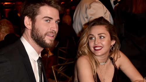 Liam Hemsworth opens up about his secret wedding to Miley Cyrus