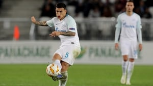 """Leandro Paredes is looking forward to playing at the """"passionate atmosphere of the Parc des Princes2"""