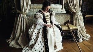 Olivia Colman as the gout-ridden Queen Anne in The Favourite. Photo: Fox Searchlight