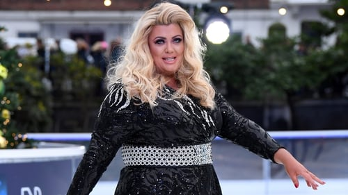 """Gemma Collins was """"in a bad way"""" after her Dancing on Ice fall"""