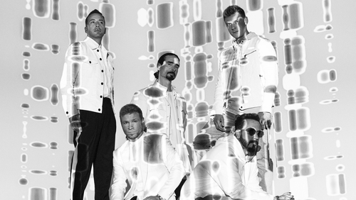 The Backstreet Boys' new album DNA is out now