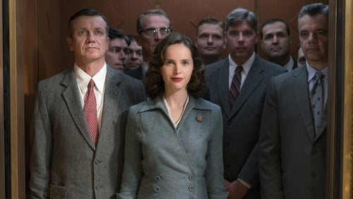 Felicity Jones asRuth Bader Ginsburg in On the Basis of Sex
