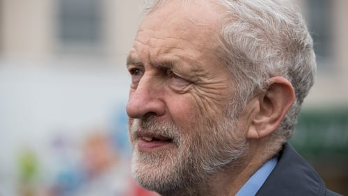 Jeremy Corbyn said that any new deal negotiated with Brussels - or no-deal - should be put to the public