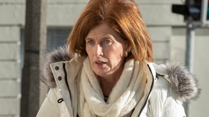 Mary Lowry returned to the witness box today to confirm it was her voice on the recording