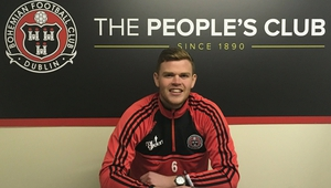 Scott Allardice opts for Dalymount Park