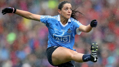 Sinead Goldrick: 'Iknow he'd have loads of opportunities because he's an excellent manager and we're delighted that he's here'