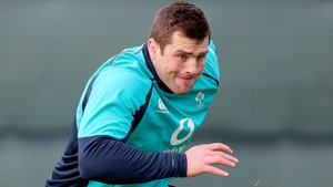 CJ Stander is ready for battle