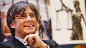Carles Puigdemont was in Dublin for a debate on independence, nationalism and democracy at Trinity College