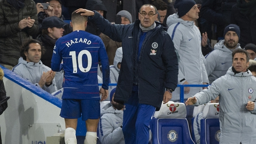 Eden Hazard has been linked with a move to Spanish side Real Madrid in recent months