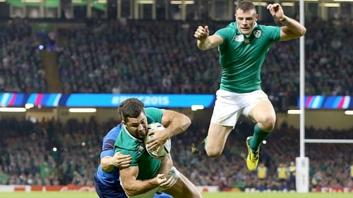 'Arm wrestle' up front crucial as Ireland face England