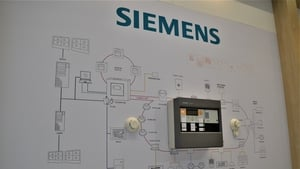 German industrial group Siemens filed the most patent applications in Europe last year