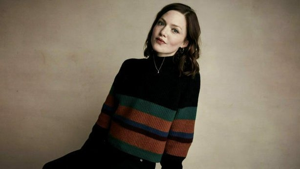 """Holliday Grainger poses for a portrait to promote the film """"Animals"""" at the Salesforce Music Lodge during the Sundance Film Festival on Sunday, Jan. 27, 2019, in Park City, Utah. (Photo by Taylor Jewell/Invision/AP)"""