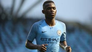 Rabbi Matondo has left Manchester City for Schalke 04