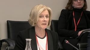 Frances Ruane says the Abbey Theatre board has informed the Minister for Culture that actions are being undertaken to address the 17 complaints made earlier this year
