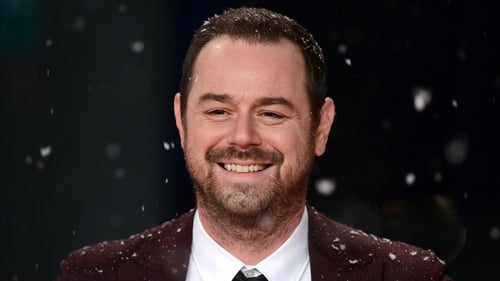Danny Dyer - Hoping to share in some happiness away from the perma-gloom of Albert Square
