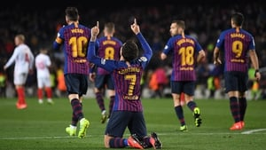 Philippe Coutinho's double helped Barcelona to sink Sevilla