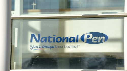 National Pen said the majority of its Dundalk workforce will not be affected by its planned changes