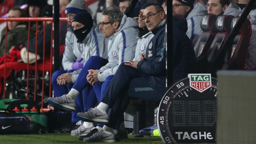 Maurizio Sarri has big issues to resolve at Chelsea
