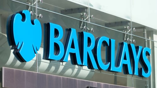 Barclays' expansion will be supported by the bank's newly established European hub in Dublin