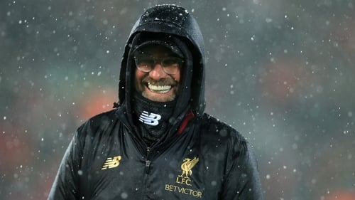 """Jurgen Klopp: """"We want to win a game and we don't, so we don't feel brilliant."""""""