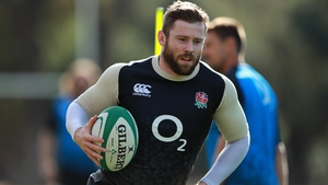 Eddie Jones keeps faith with Eliot Daly at number 15