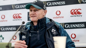 Joe Schmidt: 'I don't think for a minute it will be boring'