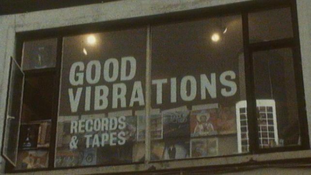 Good Vibrations Record Store, Belfast