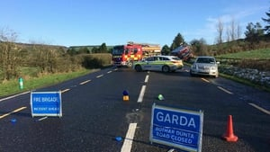 The incident happened on the N21 between Newcastle West and Abbeyfeale