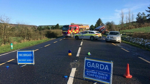 Two dead following car crashes in Limerick and Offaly