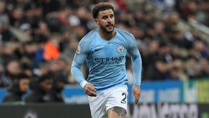 Kyle Walker has committed his future to Manchester City