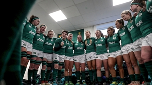 Ireland are up to eighth in the latest world rankings