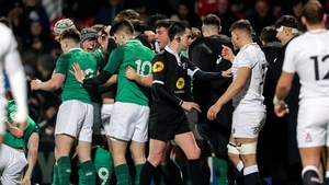 Ireland won an exciting opener in Cork