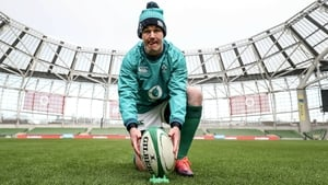Johnny Sexton has replaced the Aviva Stadium with Dodder Park